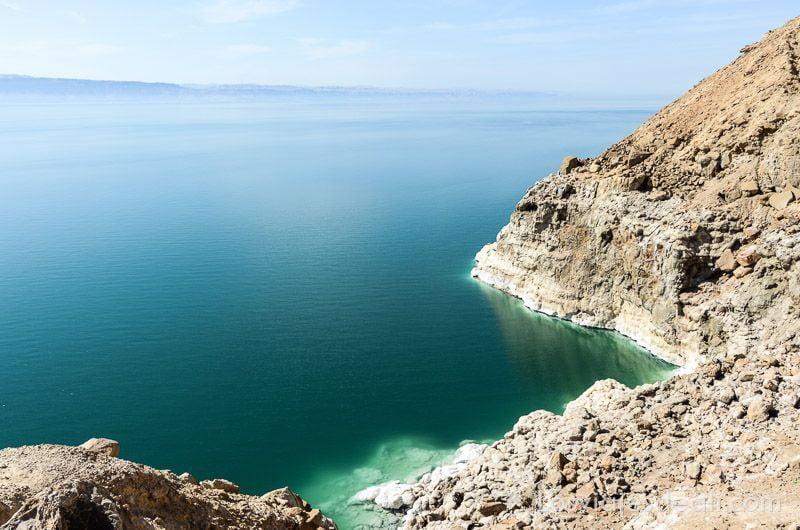 costa de aqaba y mar muerto Jordania en 6 días
