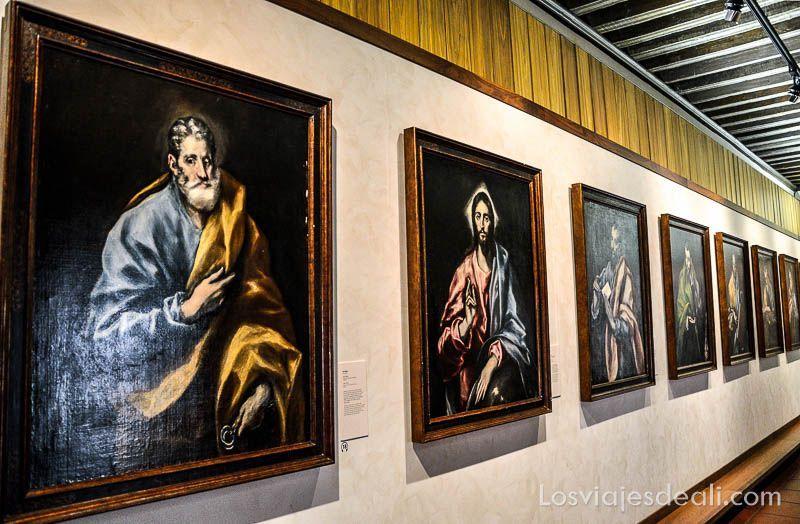 Espacios Greco casa museo galeria