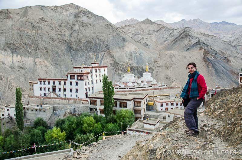 la elección del próximo destino ladakh