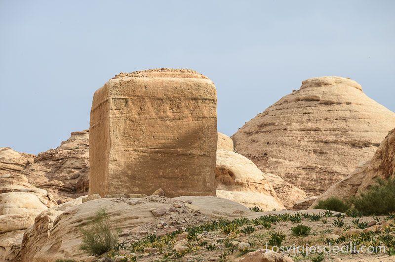 Wadi Musa en Petra