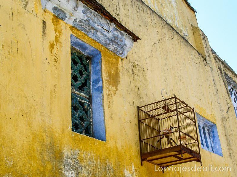 fachada de Hoi An