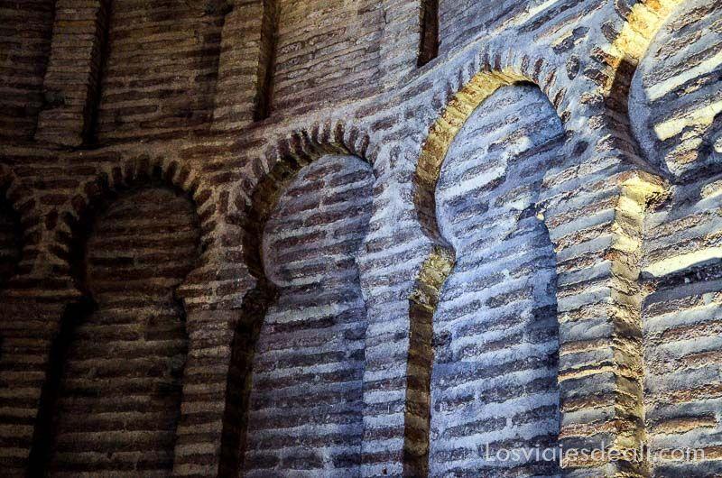 tres culturas de toledo arcos mezquita