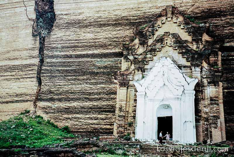 myanmar mingun pagoda