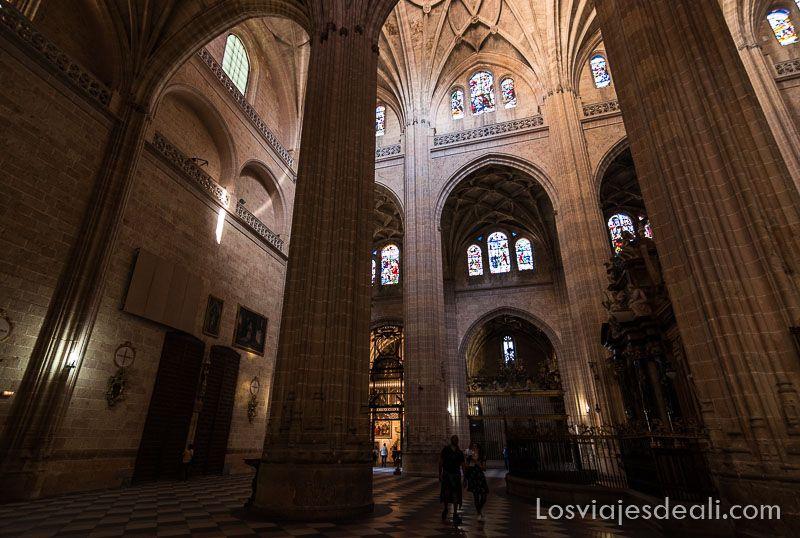 un día en segovia catedral