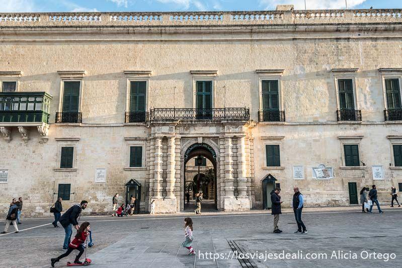 palacio de La Valeta