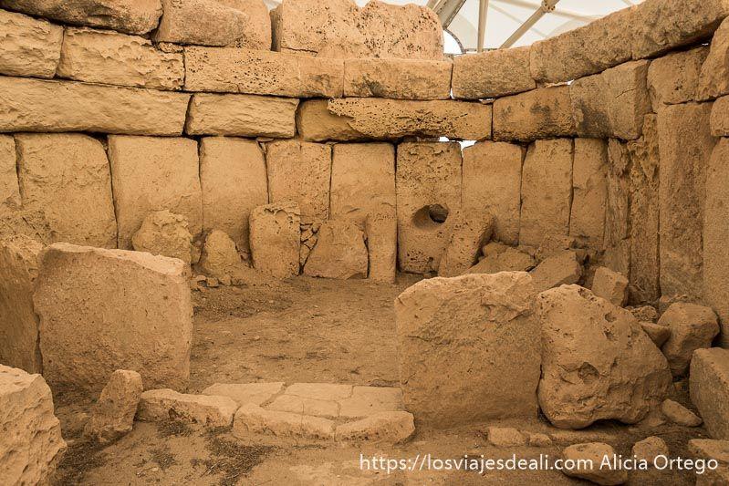 arqueologia en malta hagar qim