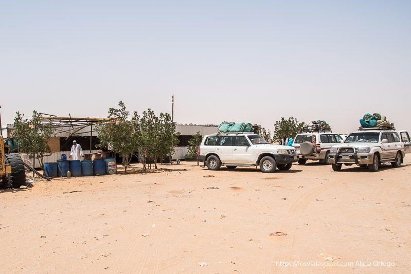 guía de viaje a Sudán
