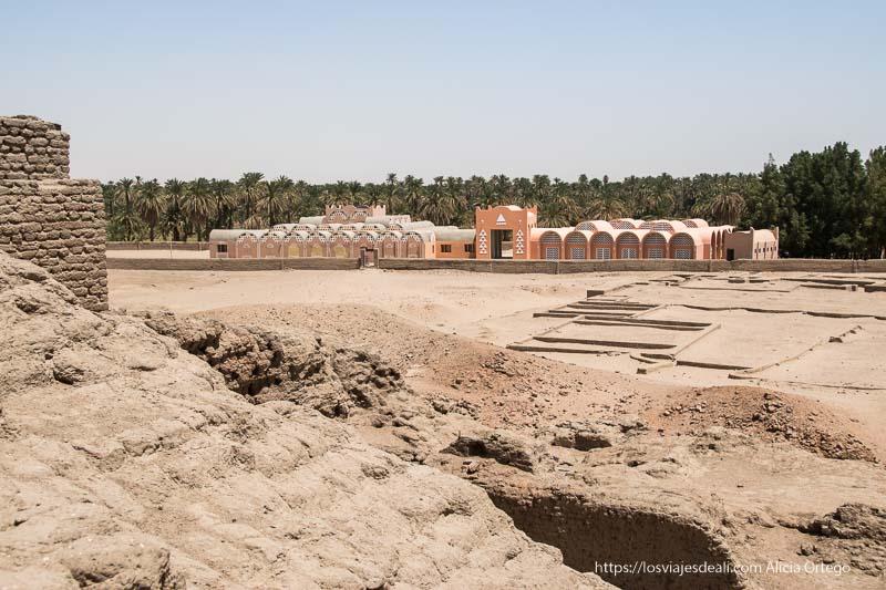 antigua civilización de kerma yacimiento y museo