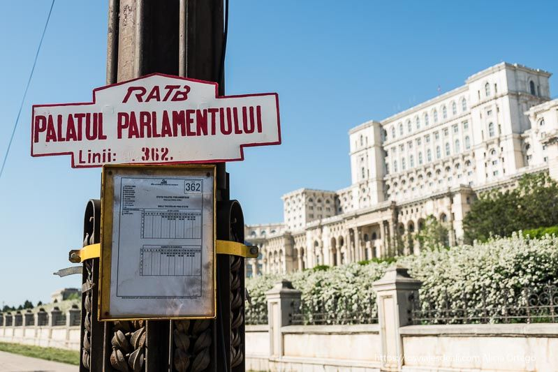 parlamento de Bucarest