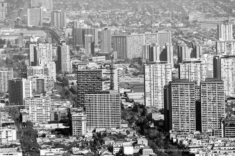 rascacielos de santiago primeras impresiones de chile