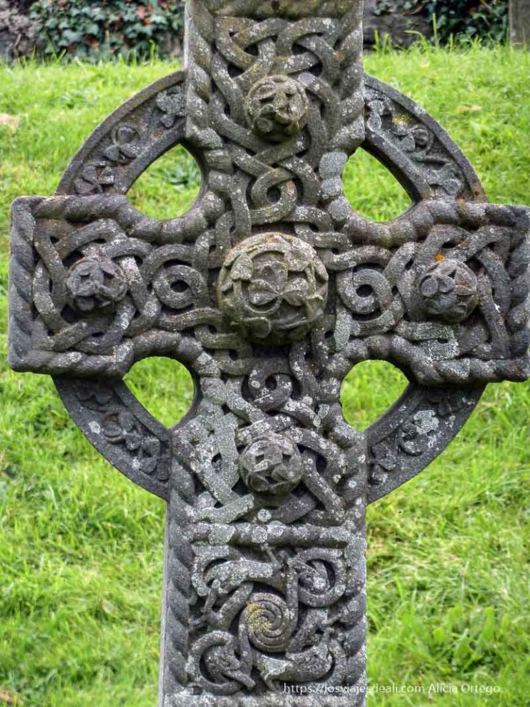 cruz celta en kilkenny