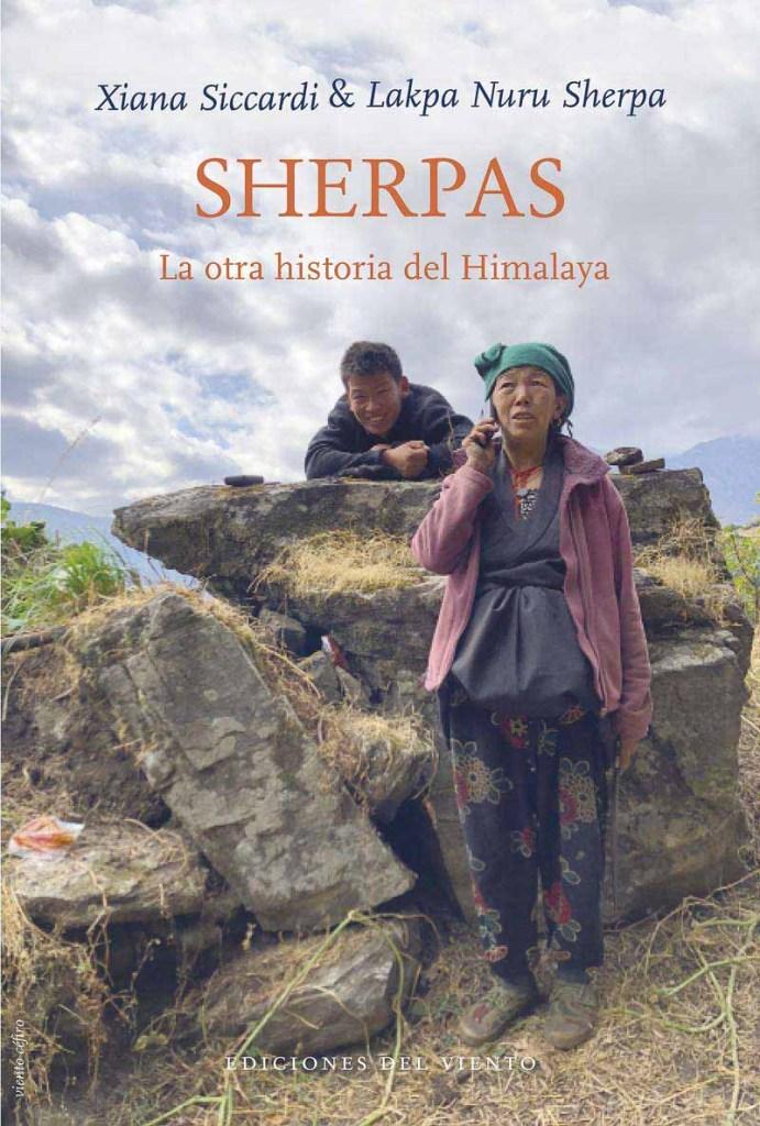 portada de Sherpas la otra historia del Himalaya