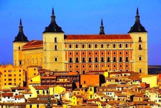 Alcazar de Toledo, Los monumentos más importantes de España