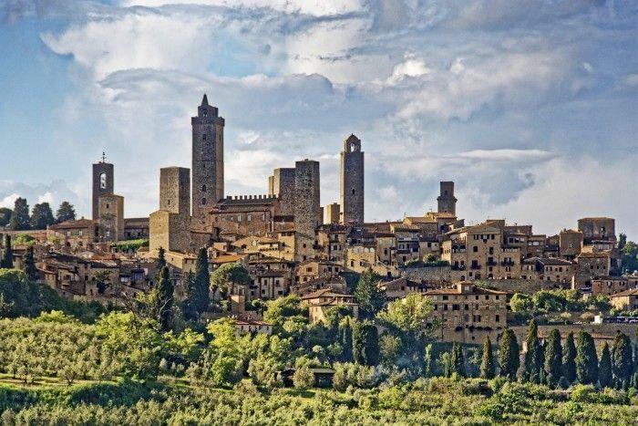 Los 5 Pueblos ms bonitos de la Toscana  Los Viajes de Domi