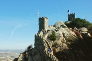 Castelo dos Mouros | Que ver en Sintra