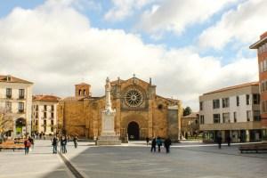 Iglesia de San Pedro de Ávila | Que ver en Avila