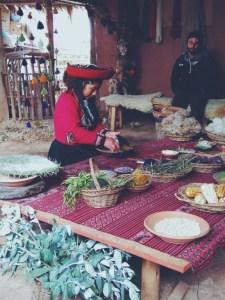 Cooperativa Textil | Visitar Valle Sagrado de los Incas