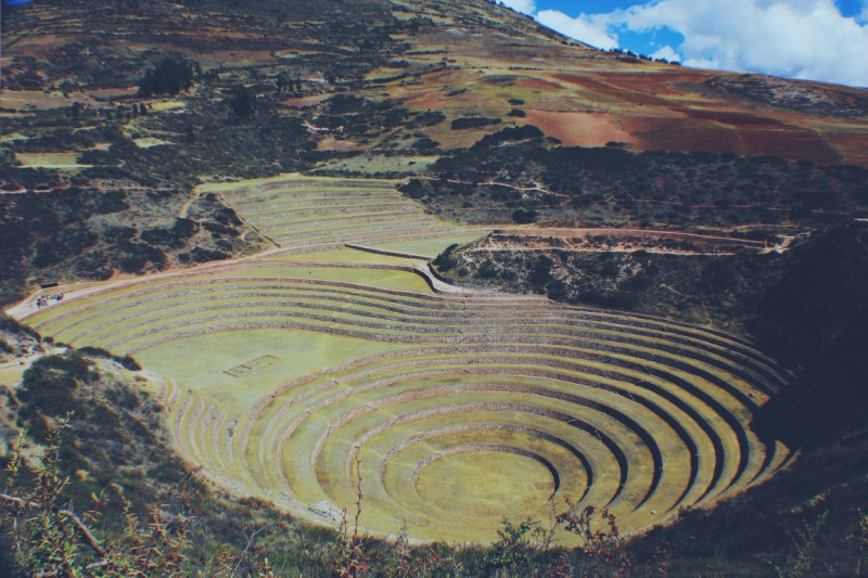 Moray | Visitar Valle Sagrado de los Incas