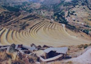 Pisac | Visitar Valle Sagrado de los Incas