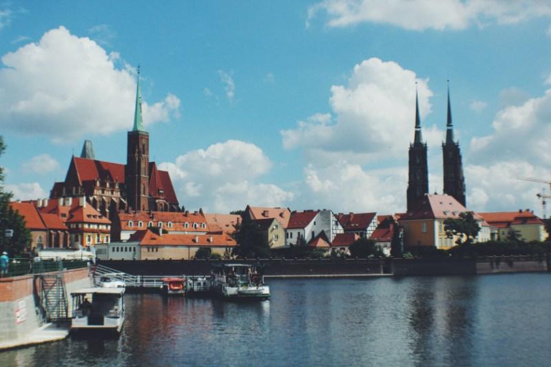 Ostrow Tumsk   Que ver en Wroclaw