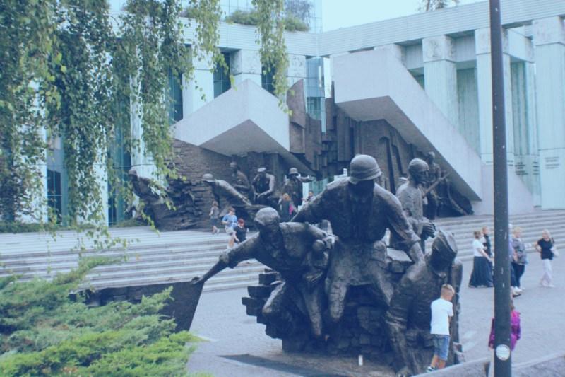 Monumento al Alzamiento de Varsovia | Que ver en Varsovia