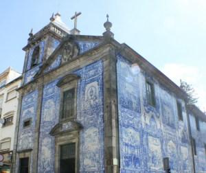 Capela dos almas | Que ver en Oporto