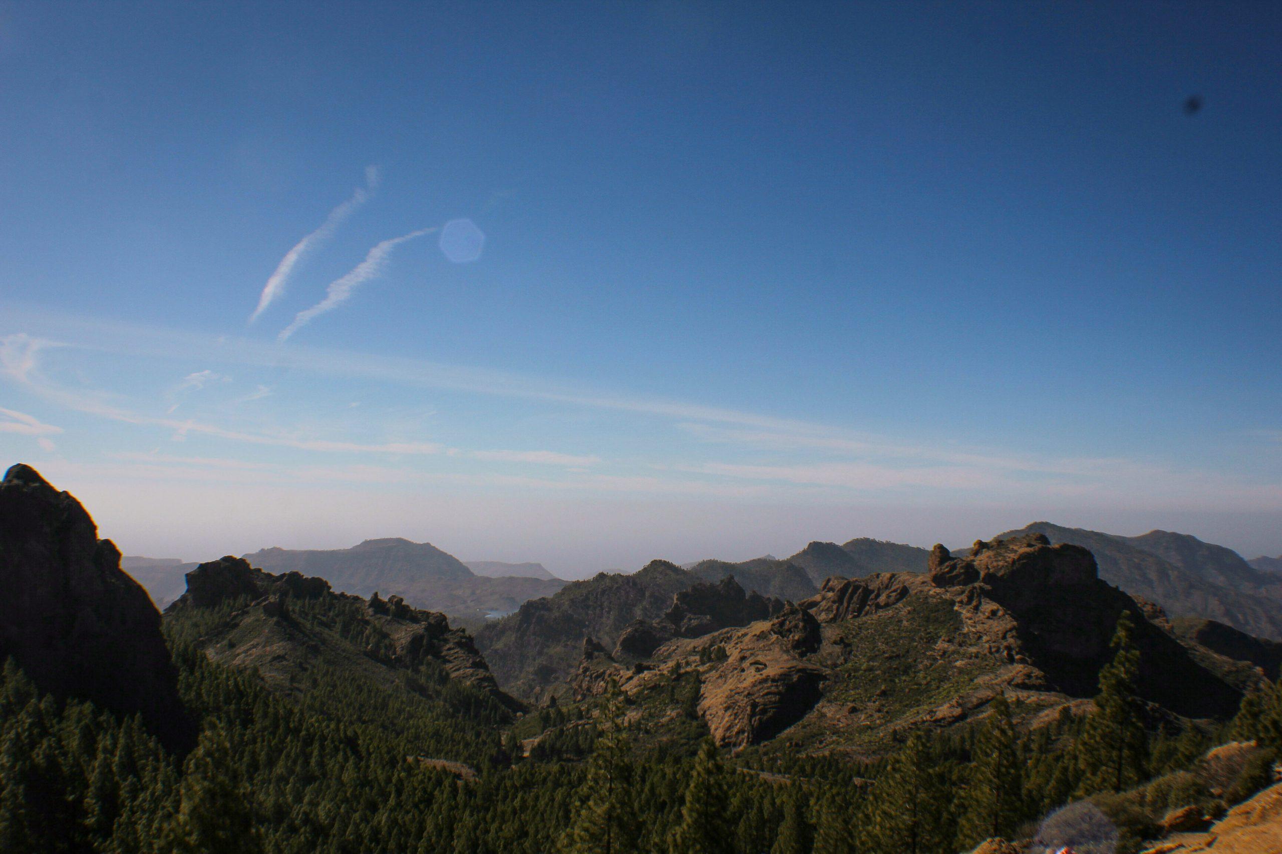 Roque Nublo - Que ver en Gran Canaria