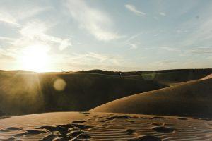 Atardecer en las Dunas de Maspalomas - Que ver en Gran Canaria
