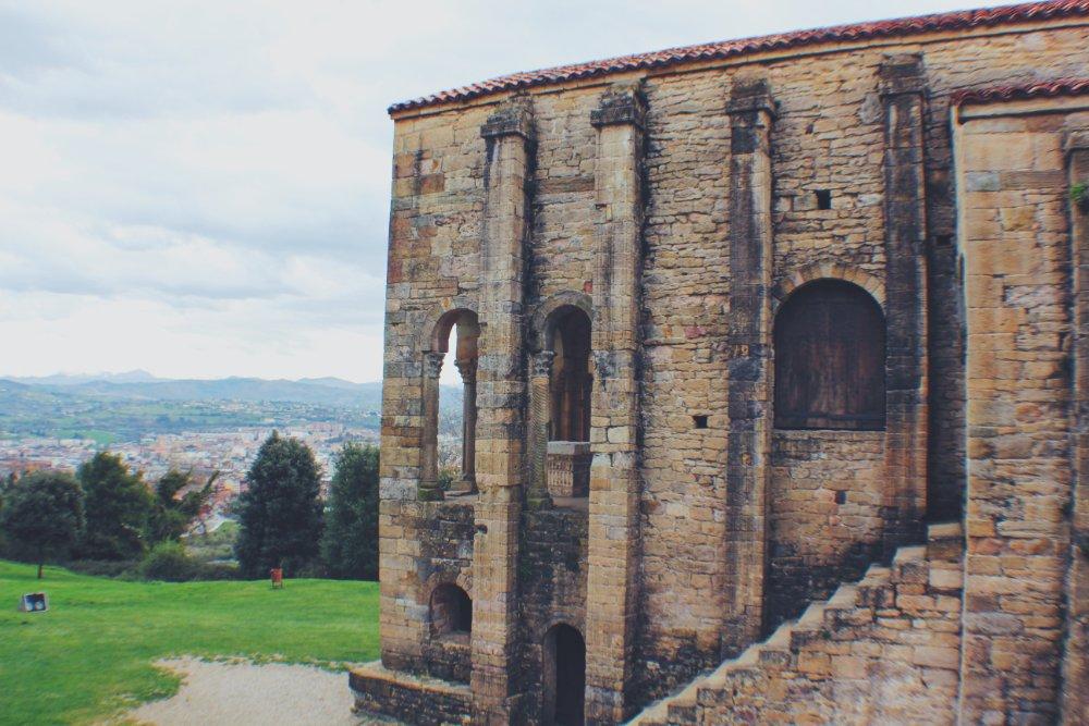 Santa María del Naranco | Que ver en Oviedo