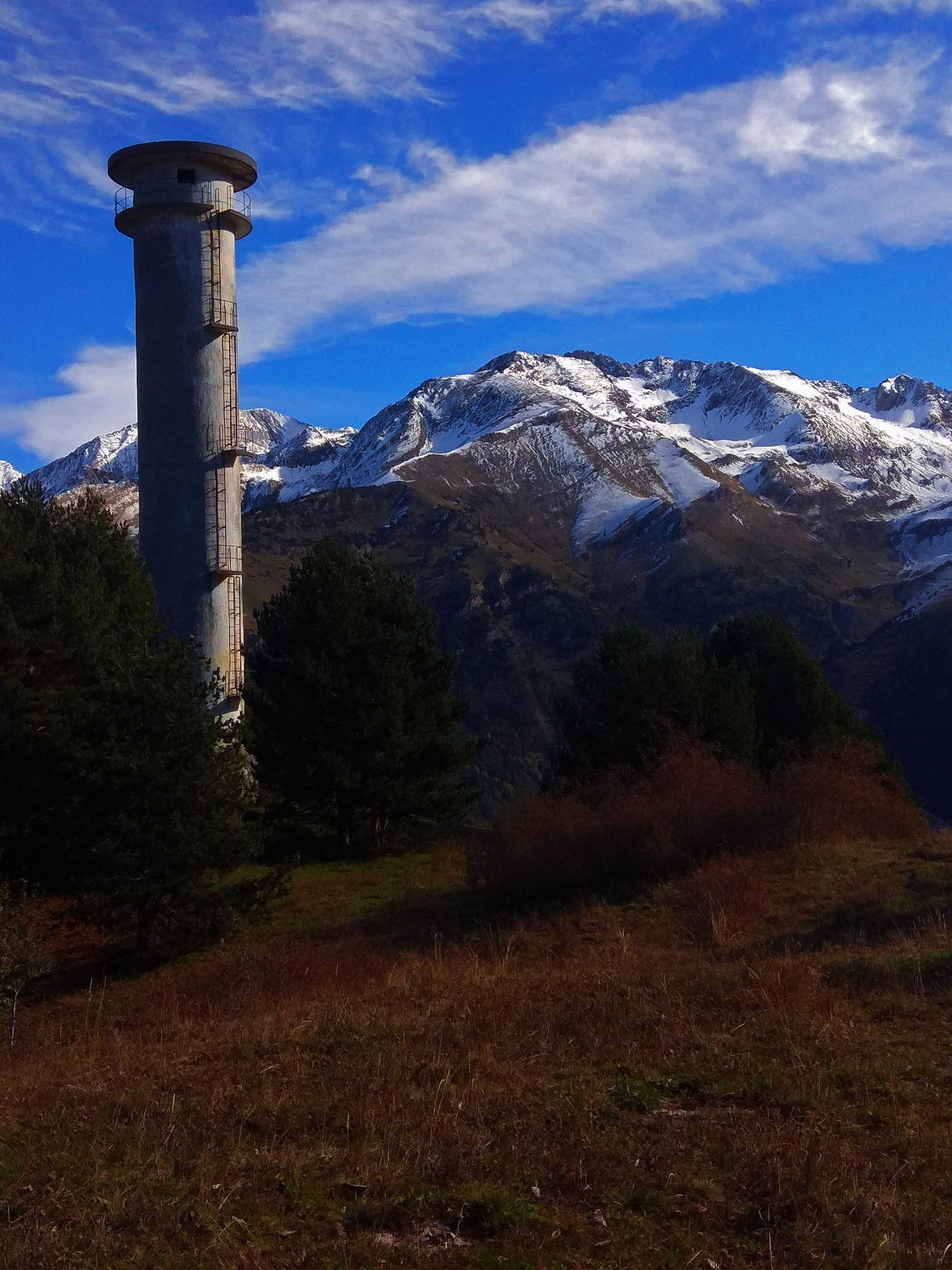 Pico Pacino - Senderismo Valle de Tena