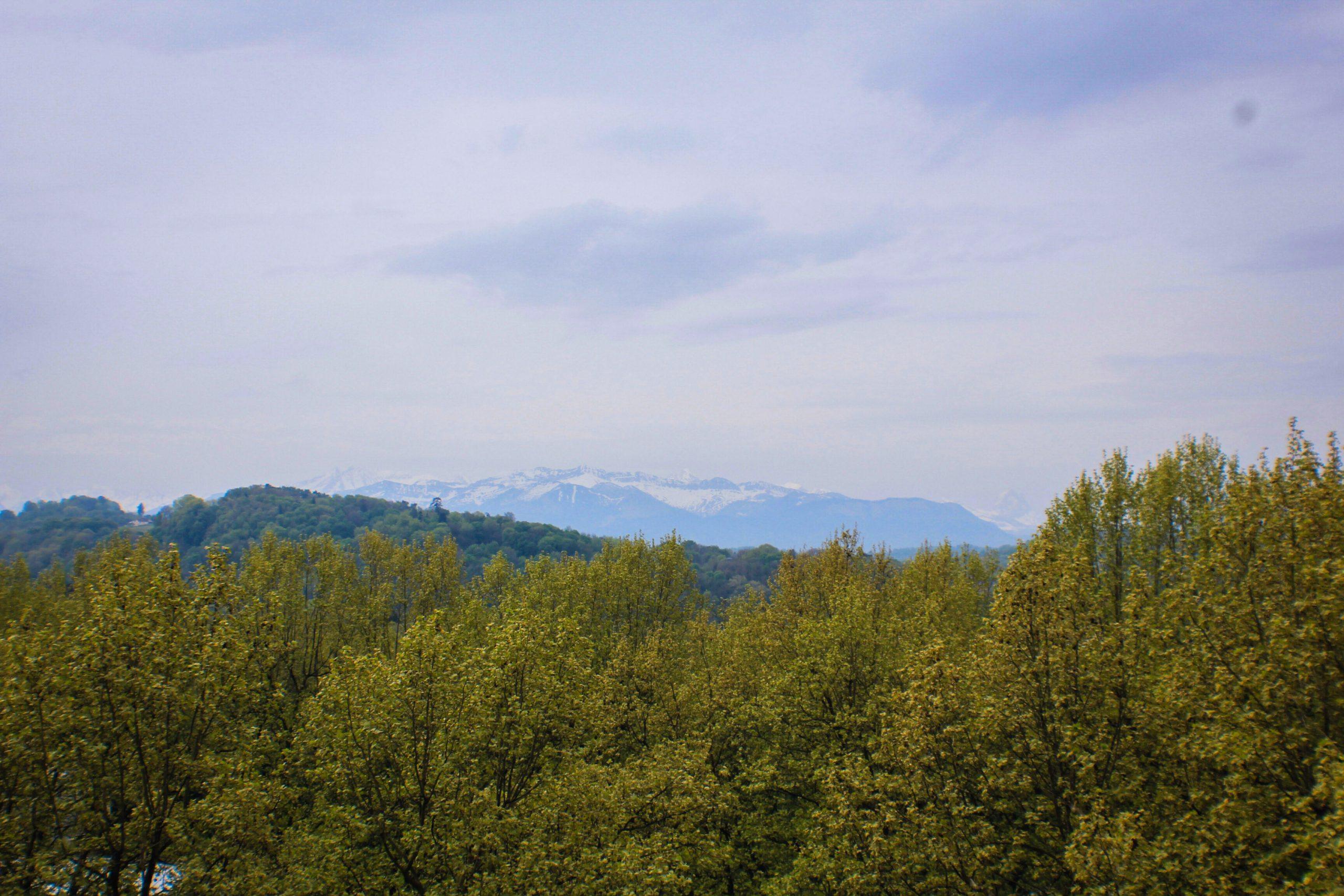 Balcón a los Pirineos de Pau - Que ver en Pau