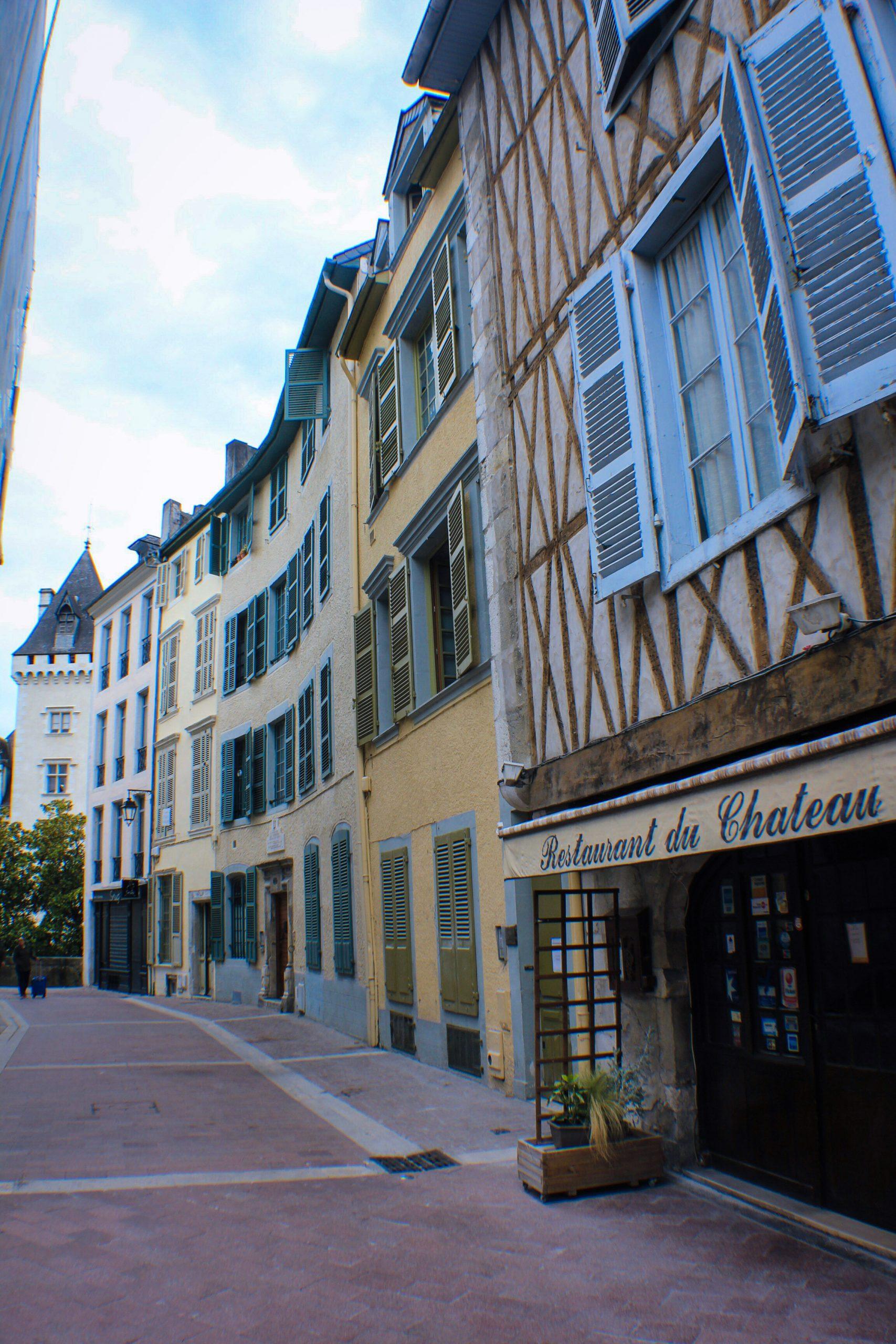 Calles bonitas de Pau - Que ver en Pau