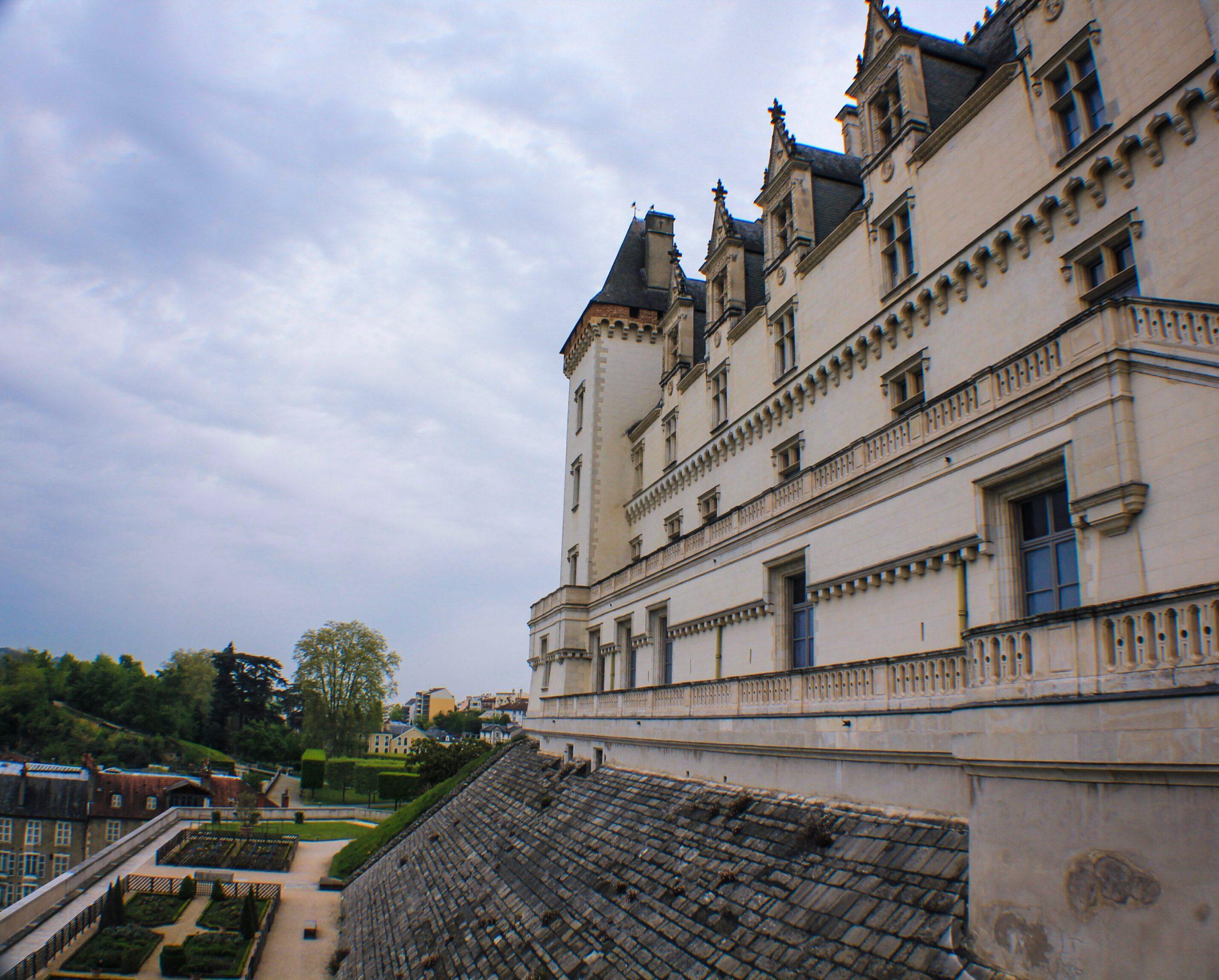 Castillo de Pau y sus jardines - Que ver en Pau
