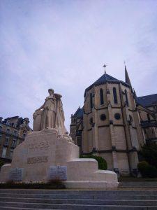 Monumento de la Primera Guerra Mundial - Que ver en Pau