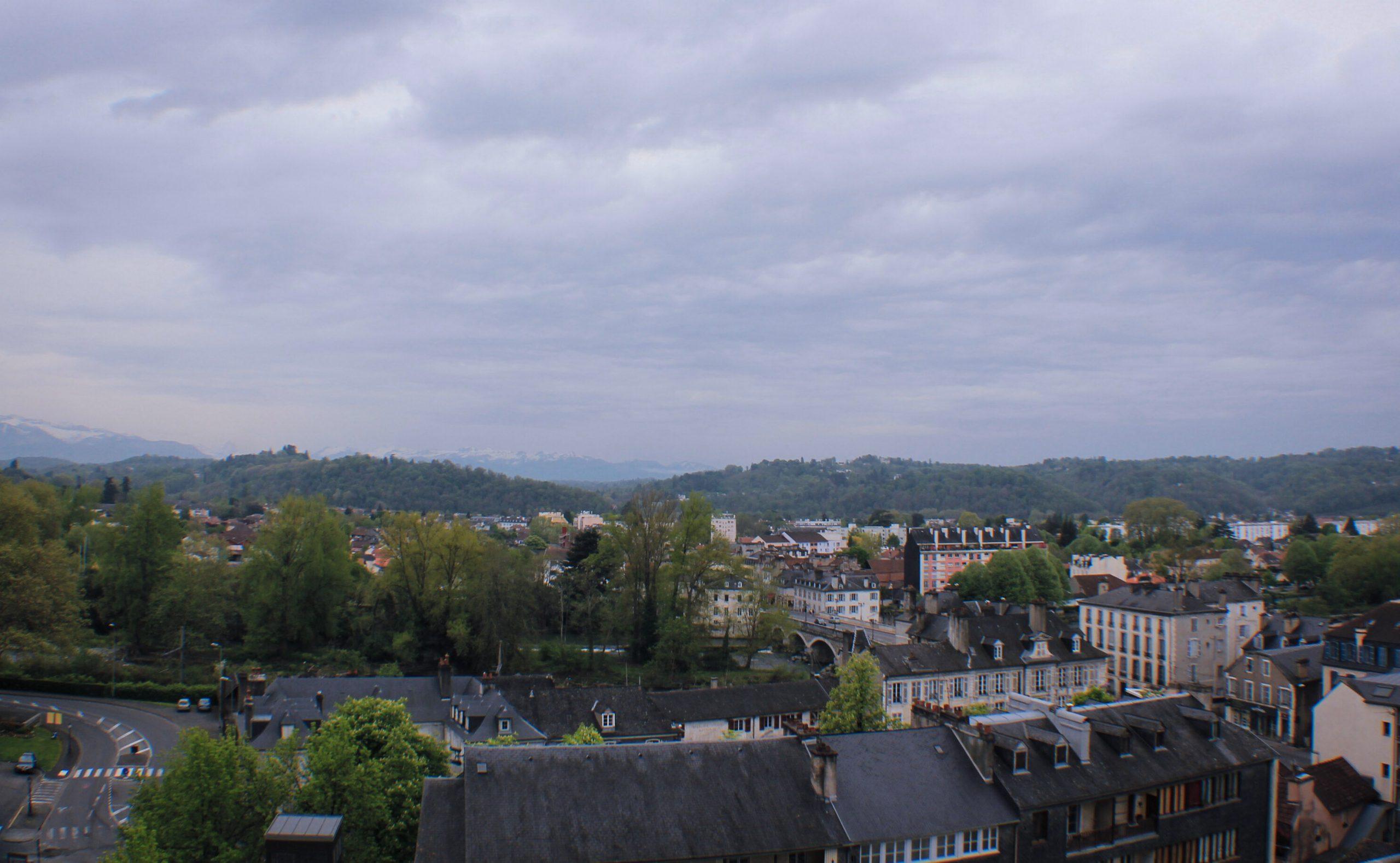 Los Pirineos desde PAU - Que ver en Pau