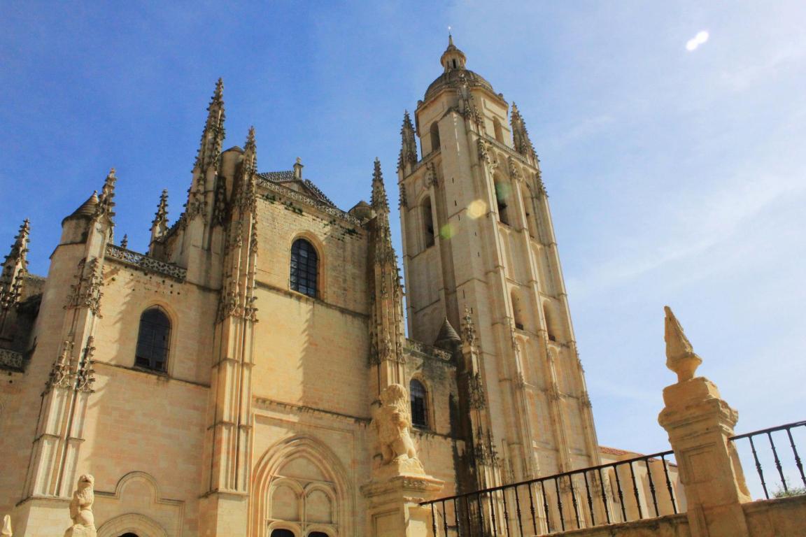 Catedral de Segovia - qué ver en Segovia