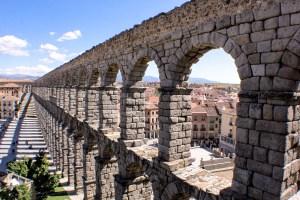 Acueducto romano de segovia - qué ver en Segovia