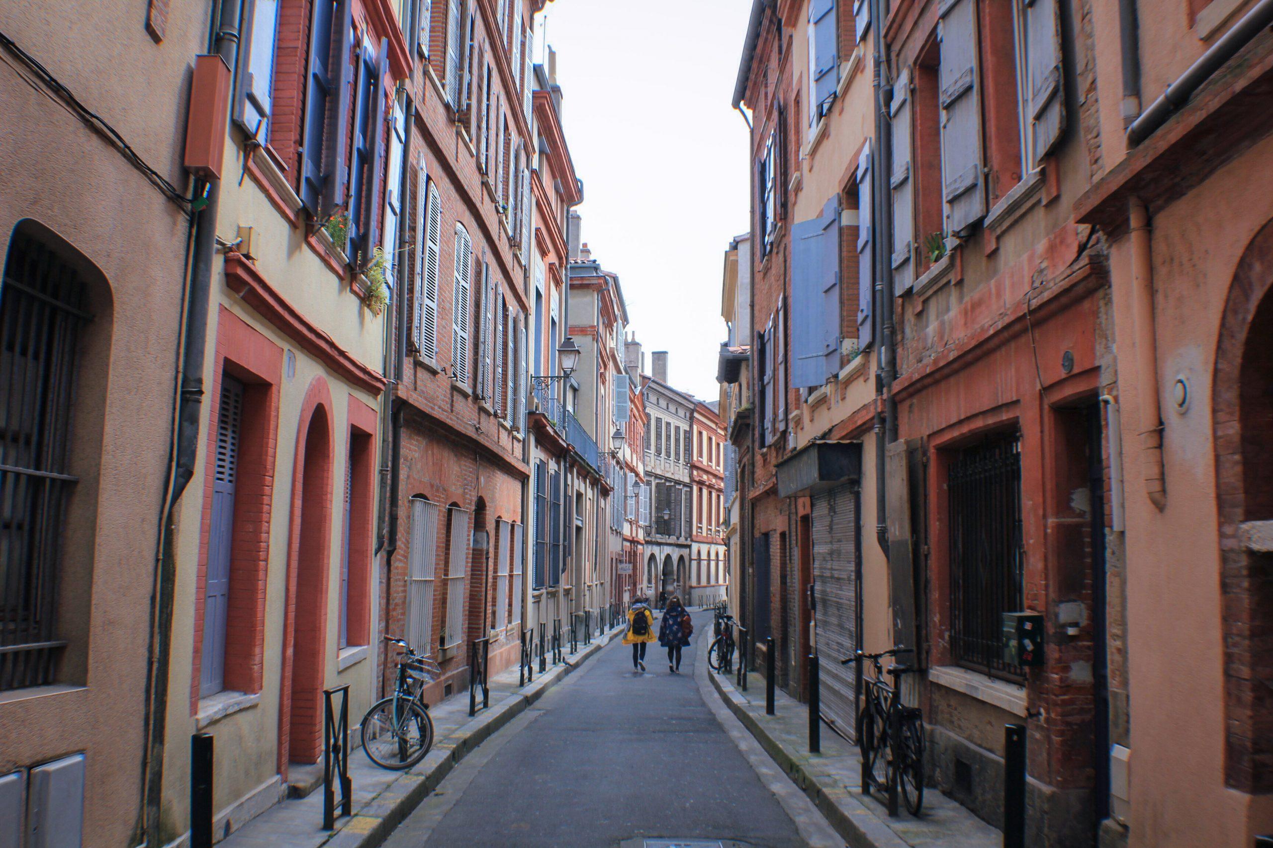 Calles de la ciudad Rosa, imprescindible ver en Toulouse