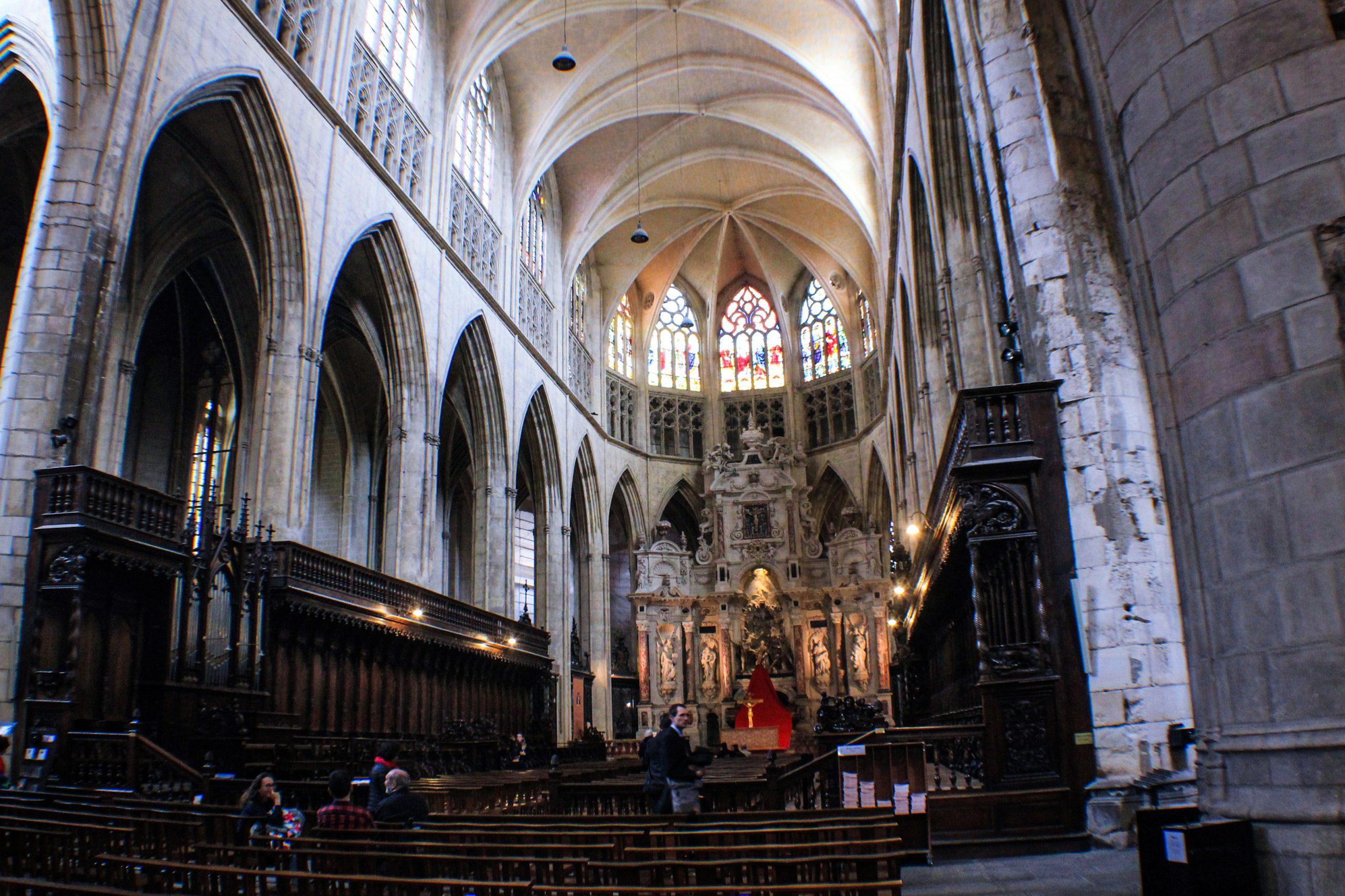 Catedral, imprescindible ver en Toulouse