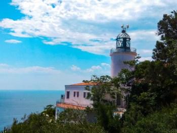Faro de San Sebastian
