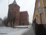 Torre de la Pólvora, ubicación del Museo de la Guerra