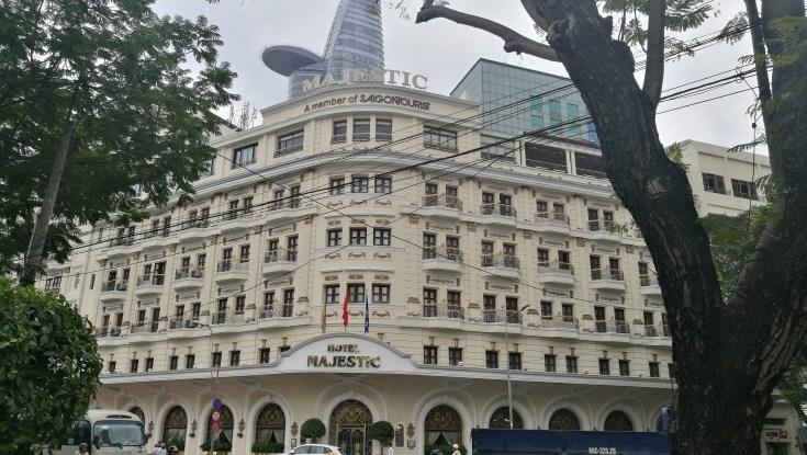 Hotel Majestic Ho Chi Minh