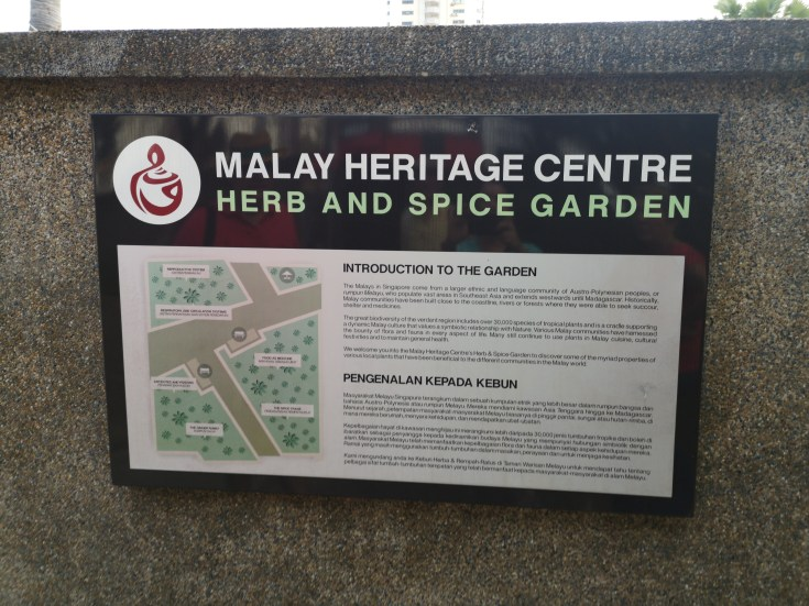 Herb and spice Garden