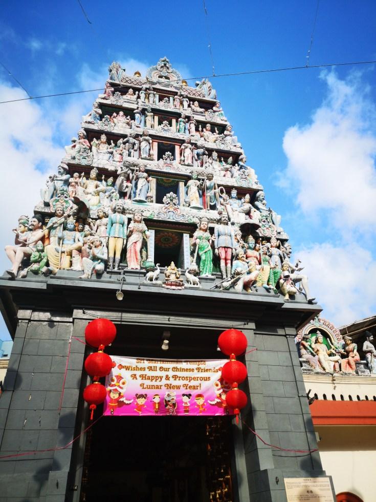 Sri Mariamman Temple Chinatown
