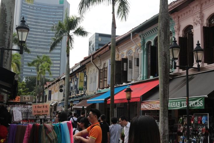 mercadillos callejeros
