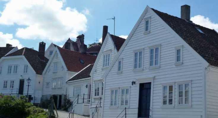 Casas de Gamla Stavanger