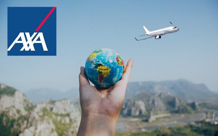 AXA seguro de viaje