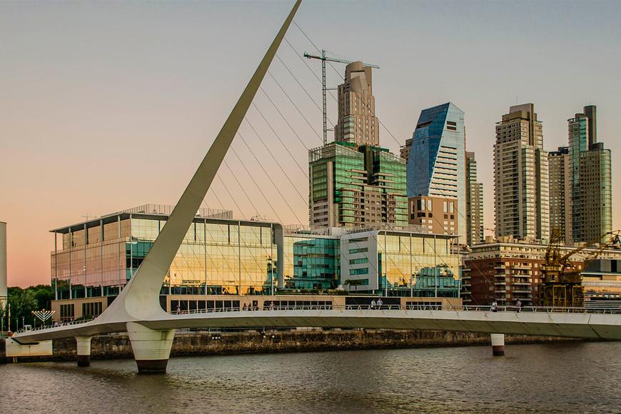 Buenos Aires: Aires nuevos