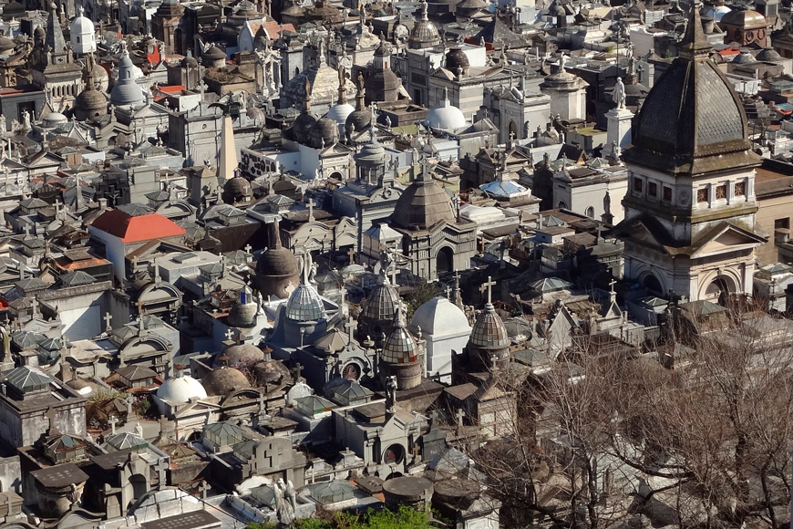 Historias que viven… Cementerio de la Recoleta