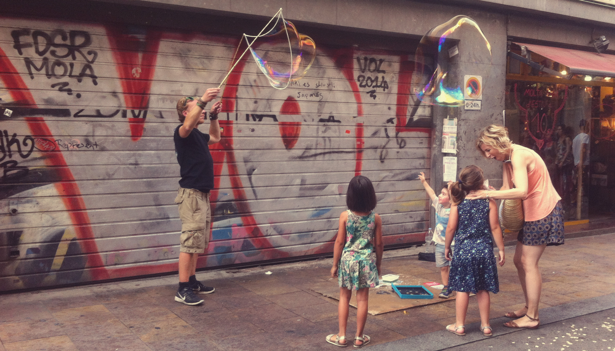 ¿Qué ver en Barcelona si viajas con niños?